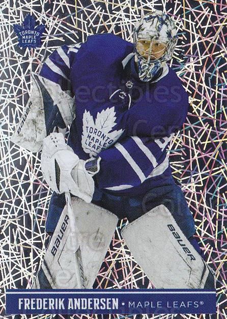 2018-19 Panini Stickers #238 Frederik Andersen<br/>2 In Stock - $2.00 each - <a href=https://centericecollectibles.foxycart.com/cart?name=2018-19%20Panini%20Stickers%20%23238%20Frederik%20Anders...&quantity_max=2&price=$2.00&code=768556 class=foxycart> Buy it now! </a>