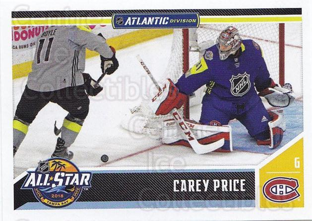 2018-19 Panini Stickers #540 Carey Price<br/>2 In Stock - $5.00 each - <a href=https://centericecollectibles.foxycart.com/cart?name=2018-19%20Panini%20Stickers%20%23540%20Carey%20Price...&quantity_max=2&price=$5.00&code=768858 class=foxycart> Buy it now! </a>