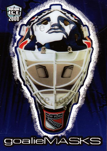 1999-00 Dynagon Ice Masks #3 Mike Richter<br/>10 In Stock - $3.00 each - <a href=https://centericecollectibles.foxycart.com/cart?name=1999-00%20Dynagon%20Ice%20Masks%20%233%20Mike%20Richter...&quantity_max=10&price=$3.00&code=76941 class=foxycart> Buy it now! </a>