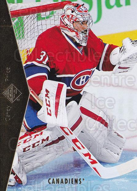 2014-15 SP Authentic Retro #45 Carey Price<br/>1 In Stock - $10.00 each - <a href=https://centericecollectibles.foxycart.com/cart?name=2014-15%20SP%20Authentic%20Retro%20%2345%20Carey%20Price...&quantity_max=1&price=$10.00&code=769495 class=foxycart> Buy it now! </a>