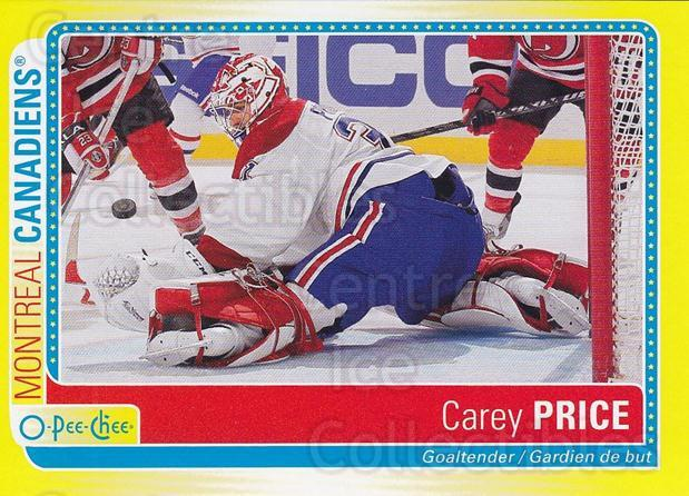2013-14 O-Pee-Chee Stickers #CA Carey Price<br/>1 In Stock - $5.00 each - <a href=https://centericecollectibles.foxycart.com/cart?name=2013-14%20O-Pee-Chee%20Stickers%20%23CA%20Carey%20Price...&quantity_max=1&price=$5.00&code=769561 class=foxycart> Buy it now! </a>