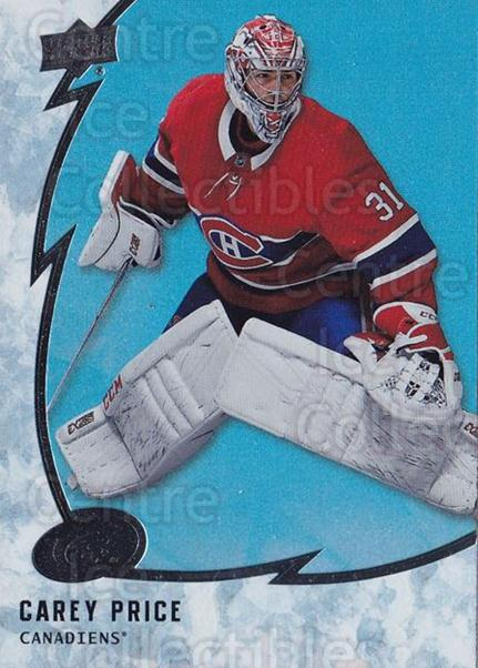 2019-20 UD Ice #2 Carey Price<br/>3 In Stock - $3.00 each - <a href=https://centericecollectibles.foxycart.com/cart?name=2019-20%20UD%20Ice%20%232%20Carey%20Price...&quantity_max=3&price=$3.00&code=774591 class=foxycart> Buy it now! </a>