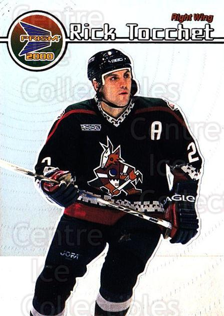 1999-00 Pacific Prism #111 Rick Tocchet<br/>3 In Stock - $1.00 each - <a href=https://centericecollectibles.foxycart.com/cart?name=1999-00%20Pacific%20Prism%20%23111%20Rick%20Tocchet...&quantity_max=3&price=$1.00&code=78076 class=foxycart> Buy it now! </a>