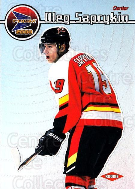 1999-00 Prism #25 Oleg Saprykin<br/>4 In Stock - $1.00 each - <a href=https://centericecollectibles.foxycart.com/cart?name=1999-00%20Prism%20%2325%20Oleg%20Saprykin...&quantity_max=4&price=$1.00&code=78124 class=foxycart> Buy it now! </a>