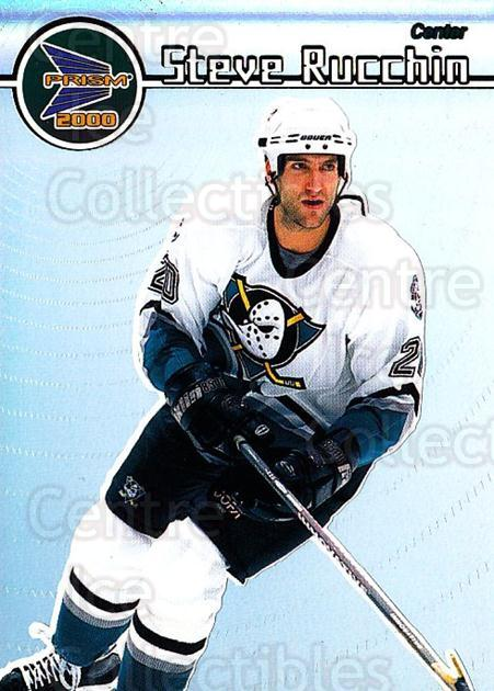1999-00 Pacific Prism #4 Steve Rucchin<br/>5 In Stock - $1.00 each - <a href=https://centericecollectibles.foxycart.com/cart?name=1999-00%20Pacific%20Prism%20%234%20Steve%20Rucchin...&quantity_max=5&price=$1.00&code=78140 class=foxycart> Buy it now! </a>