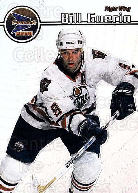 1999-00 Pacific Prism #55 Bill Guerin<br/>6 In Stock - $1.00 each - <a href=https://centericecollectibles.foxycart.com/cart?name=1999-00%20Pacific%20Prism%20%2355%20Bill%20Guerin...&quantity_max=6&price=$1.00&code=78154 class=foxycart> Buy it now! </a>