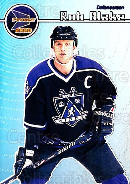 1999-00 Pacific Prism #65 Rob Blake<br/>6 In Stock - $1.00 each - <a href=https://centericecollectibles.foxycart.com/cart?name=1999-00%20Pacific%20Prism%20%2365%20Rob%20Blake...&quantity_max=6&price=$1.00&code=78165 class=foxycart> Buy it now! </a>