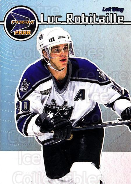 1999-00 Pacific Prism #69 Luc Robitaille<br/>8 In Stock - $1.00 each - <a href=https://centericecollectibles.foxycart.com/cart?name=1999-00%20Pacific%20Prism%20%2369%20Luc%20Robitaille...&quantity_max=8&price=$1.00&code=78169 class=foxycart> Buy it now! </a>