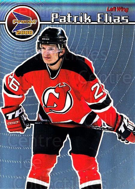 1999-00 Pacific Prism #80 Patrik Elias<br/>2 In Stock - $1.00 each - <a href=https://centericecollectibles.foxycart.com/cart?name=1999-00%20Pacific%20Prism%20%2380%20Patrik%20Elias...&quantity_max=2&price=$1.00&code=78181 class=foxycart> Buy it now! </a>