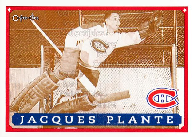 1993 O-Pee-Chee Montreal Canadiens Hockey Fest #40 Jacques Plante<br/>1 In Stock - $3.00 each - <a href=https://centericecollectibles.foxycart.com/cart?name=1993%20O-Pee-Chee%20Montreal%20Canadiens%20Hockey%20Fest%20%2340%20Jacques%20Plante...&quantity_max=1&price=$3.00&code=7828 class=foxycart> Buy it now! </a>