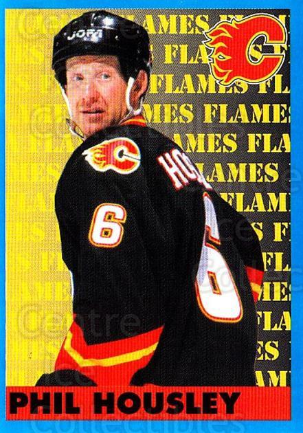 1999-00 Panini Stickers #193 Phil Housley<br/>7 In Stock - $1.00 each - <a href=https://centericecollectibles.foxycart.com/cart?name=1999-00%20Panini%20Stickers%20%23193%20Phil%20Housley...&quantity_max=7&price=$1.00&code=78527 class=foxycart> Buy it now! </a>