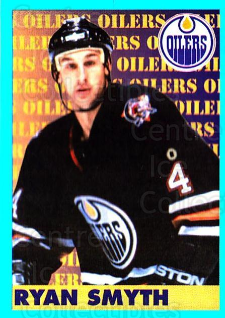 1999-00 Panini Stickers #244 Ryan Smyth<br/>2 In Stock - $1.00 each - <a href=https://centericecollectibles.foxycart.com/cart?name=1999-00%20Panini%20Stickers%20%23244%20Ryan%20Smyth...&quantity_max=2&price=$1.00&code=78568 class=foxycart> Buy it now! </a>