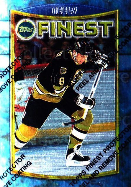 1994-95 Finest #22 Cam Neely<br/>6 In Stock - $1.00 each - <a href=https://centericecollectibles.foxycart.com/cart?name=1994-95%20Finest%20%2322%20Cam%20Neely...&quantity_max=6&price=$1.00&code=791 class=foxycart> Buy it now! </a>