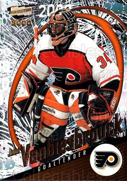 1999-00 Revolution #110 John Vanbiesbrouck<br/>1 In Stock - $1.00 each - <a href=https://centericecollectibles.foxycart.com/cart?name=1999-00%20Revolution%20%23110%20John%20Vanbiesbro...&quantity_max=1&price=$1.00&code=79545 class=foxycart> Buy it now! </a>
