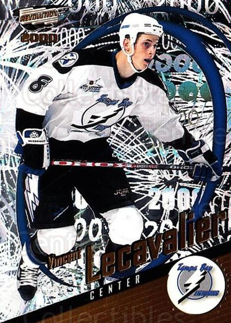 1999-00 Revolution #133 Vincent Lecavalier<br/>3 In Stock - $1.00 each - <a href=https://centericecollectibles.foxycart.com/cart?name=1999-00%20Revolution%20%23133%20Vincent%20Lecaval...&quantity_max=3&price=$1.00&code=79568 class=foxycart> Buy it now! </a>