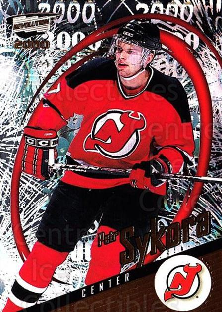 1999-00 Revolution #89 Petr Sykora<br/>2 In Stock - $1.00 each - <a href=https://centericecollectibles.foxycart.com/cart?name=1999-00%20Revolution%20%2389%20Petr%20Sykora...&quantity_max=2&price=$1.00&code=79652 class=foxycart> Buy it now! </a>