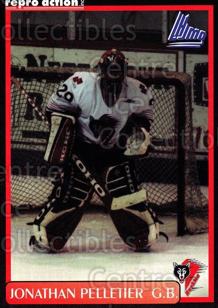 1999-00 Rouyn-Noranda Huskies #14 Jonathan Pelletier<br/>5 In Stock - $3.00 each - <a href=https://centericecollectibles.foxycart.com/cart?name=1999-00%20Rouyn-Noranda%20Huskies%20%2314%20Jonathan%20Pellet...&quantity_max=5&price=$3.00&code=79692 class=foxycart> Buy it now! </a>