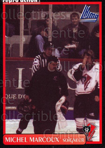 1999-00 Rouyn-Noranda Huskies #26 Michel Maroux<br/>5 In Stock - $3.00 each - <a href=https://centericecollectibles.foxycart.com/cart?name=1999-00%20Rouyn-Noranda%20Huskies%20%2326%20Michel%20Maroux...&quantity_max=5&price=$3.00&code=79705 class=foxycart> Buy it now! </a>