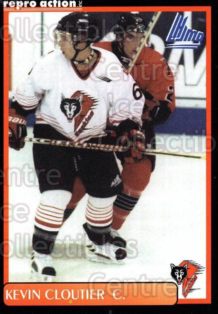 1999-00 Rouyn-Noranda Huskies #6 Kevin Cloutier<br/>4 In Stock - $3.00 each - <a href=https://centericecollectibles.foxycart.com/cart?name=1999-00%20Rouyn-Noranda%20Huskies%20%236%20Kevin%20Cloutier...&quantity_max=4&price=$3.00&code=79709 class=foxycart> Buy it now! </a>
