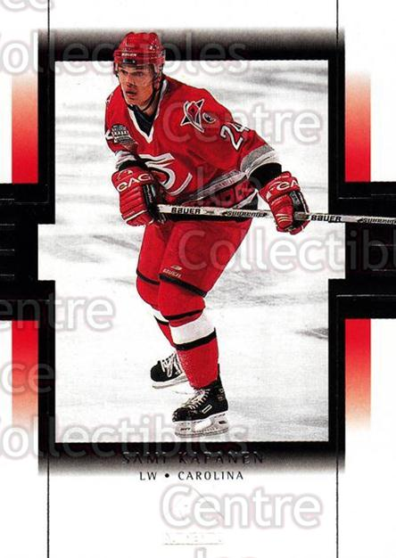 1999-00 SP Authentic #18 Sami Kapanen<br/>5 In Stock - $1.00 each - <a href=https://centericecollectibles.foxycart.com/cart?name=1999-00%20SP%20Authentic%20%2318%20Sami%20Kapanen...&price=$1.00&code=80018 class=foxycart> Buy it now! </a>