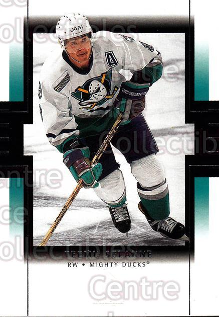 1999-00 SP Authentic #2 Teemu Selanne<br/>4 In Stock - $1.00 each - <a href=https://centericecollectibles.foxycart.com/cart?name=1999-00%20SP%20Authentic%20%232%20Teemu%20Selanne...&price=$1.00&code=80020 class=foxycart> Buy it now! </a>