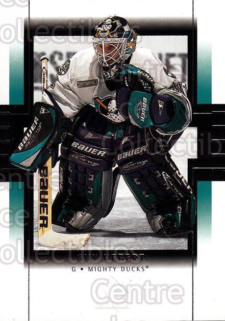 1999-00 SP Authentic #3 Guy Hebert<br/>5 In Stock - $1.00 each - <a href=https://centericecollectibles.foxycart.com/cart?name=1999-00%20SP%20Authentic%20%233%20Guy%20Hebert...&price=$1.00&code=80030 class=foxycart> Buy it now! </a>