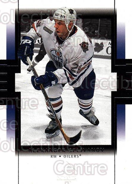 1999-00 SP Authentic #36 Alexander Selivanov<br/>5 In Stock - $1.00 each - <a href=https://centericecollectibles.foxycart.com/cart?name=1999-00%20SP%20Authentic%20%2336%20Alexander%20Seliv...&price=$1.00&code=80037 class=foxycart> Buy it now! </a>