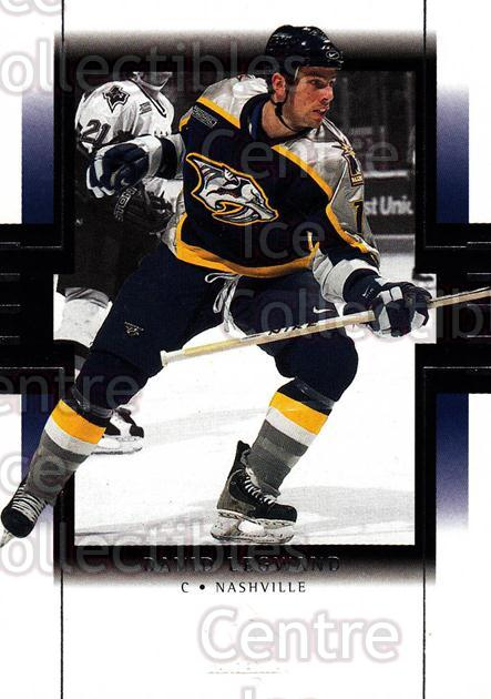 1999-00 SP Authentic #46 David Legwand<br/>5 In Stock - $1.00 each - <a href=https://centericecollectibles.foxycart.com/cart?name=1999-00%20SP%20Authentic%20%2346%20David%20Legwand...&price=$1.00&code=80048 class=foxycart> Buy it now! </a>