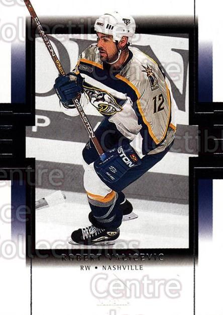1999-00 SP Authentic #48 Rob Valicevic<br/>3 In Stock - $1.00 each - <a href=https://centericecollectibles.foxycart.com/cart?name=1999-00%20SP%20Authentic%20%2348%20Rob%20Valicevic...&price=$1.00&code=80050 class=foxycart> Buy it now! </a>