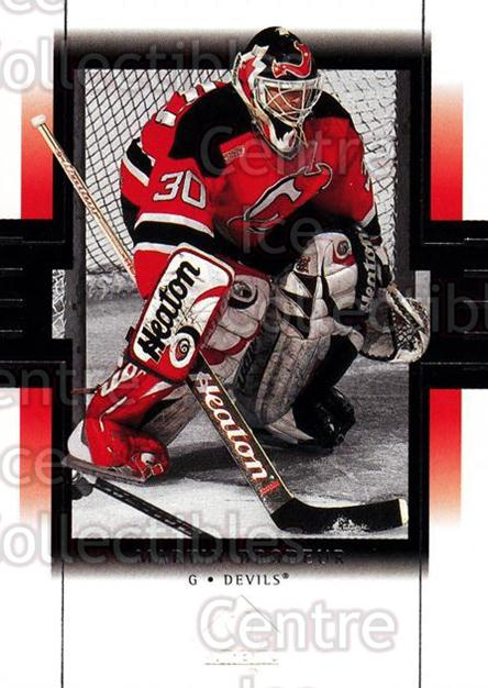 1999-00 SP Authentic #49 Martin Brodeur<br/>5 In Stock - $2.00 each - <a href=https://centericecollectibles.foxycart.com/cart?name=1999-00%20SP%20Authentic%20%2349%20Martin%20Brodeur...&price=$2.00&code=80051 class=foxycart> Buy it now! </a>