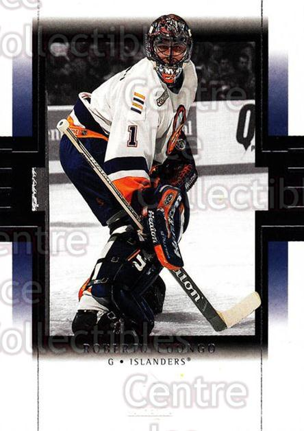 1999-00 SP Authentic #53 Roberto Luongo<br/>5 In Stock - $1.00 each - <a href=https://centericecollectibles.foxycart.com/cart?name=1999-00%20SP%20Authentic%20%2353%20Roberto%20Luongo...&price=$1.00&code=80056 class=foxycart> Buy it now! </a>