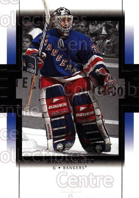 1999-00 SP Authentic #55 Mike Richter<br/>5 In Stock - $1.00 each - <a href=https://centericecollectibles.foxycart.com/cart?name=1999-00%20SP%20Authentic%20%2355%20Mike%20Richter...&price=$1.00&code=80058 class=foxycart> Buy it now! </a>
