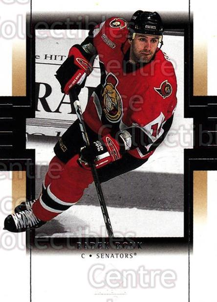 1999-00 SP Authentic #59 Radek Bonk<br/>5 In Stock - $1.00 each - <a href=https://centericecollectibles.foxycart.com/cart?name=1999-00%20SP%20Authentic%20%2359%20Radek%20Bonk...&price=$1.00&code=80062 class=foxycart> Buy it now! </a>