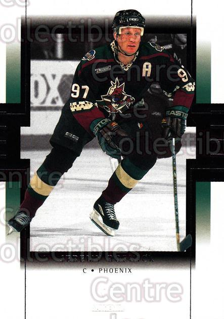 1999-00 SP Authentic #67 Jeremy Roenick<br/>5 In Stock - $1.00 each - <a href=https://centericecollectibles.foxycart.com/cart?name=1999-00%20SP%20Authentic%20%2367%20Jeremy%20Roenick...&price=$1.00&code=80071 class=foxycart> Buy it now! </a>