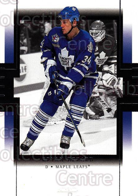 1999-00 SP Authentic #82 Bryan Berard<br/>5 In Stock - $1.00 each - <a href=https://centericecollectibles.foxycart.com/cart?name=1999-00%20SP%20Authentic%20%2382%20Bryan%20Berard...&price=$1.00&code=80088 class=foxycart> Buy it now! </a>