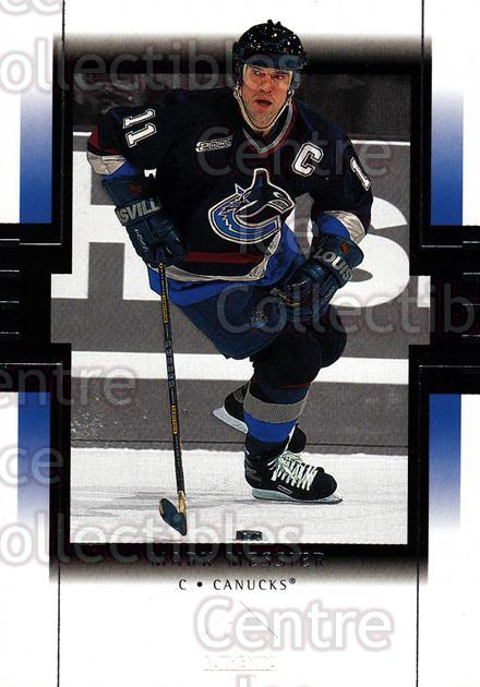 1999-00 SP Authentic #85 Mark Messier<br/>5 In Stock - $1.00 each - <a href=https://centericecollectibles.foxycart.com/cart?name=1999-00%20SP%20Authentic%20%2385%20Mark%20Messier...&price=$1.00&code=80090 class=foxycart> Buy it now! </a>