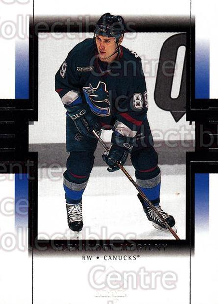 1999-00 SP Authentic #87 Alexander Mogilny<br/>5 In Stock - $1.00 each - <a href=https://centericecollectibles.foxycart.com/cart?name=1999-00%20SP%20Authentic%20%2387%20Alexander%20Mogil...&price=$1.00&code=80092 class=foxycart> Buy it now! </a>