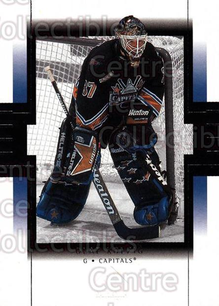 1999-00 SP Authentic #88 Olaf Kolzig<br/>4 In Stock - $1.00 each - <a href=https://centericecollectibles.foxycart.com/cart?name=1999-00%20SP%20Authentic%20%2388%20Olaf%20Kolzig...&price=$1.00&code=80093 class=foxycart> Buy it now! </a>