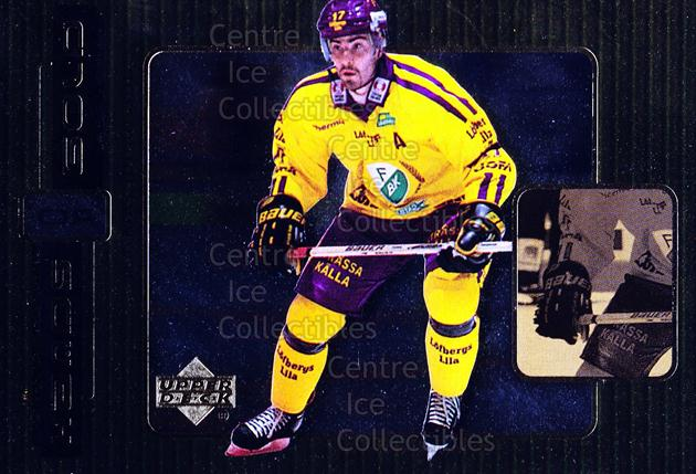 1999-00 Swedish Upper Deck Hands of Gold #6 Mathias Johansson<br/>4 In Stock - $3.00 each - <a href=https://centericecollectibles.foxycart.com/cart?name=1999-00%20Swedish%20Upper%20Deck%20Hands%20of%20Gold%20%236%20Mathias%20Johanss...&quantity_max=4&price=$3.00&code=80603 class=foxycart> Buy it now! </a>
