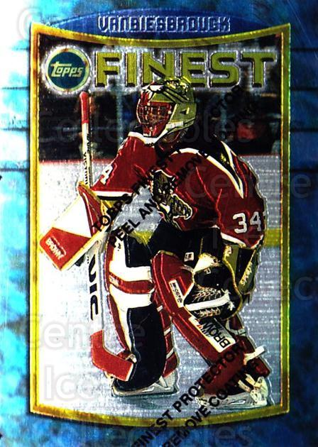 1994-95 Finest #40 John Vanbiesbrouck<br/>5 In Stock - $1.00 each - <a href=https://centericecollectibles.foxycart.com/cart?name=1994-95%20Finest%20%2340%20John%20Vanbiesbro...&quantity_max=5&price=$1.00&code=809 class=foxycart> Buy it now! </a>