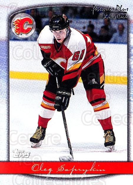 1999-00 Topps Premier Plus #99 Oleg Saprykin<br/>7 In Stock - $1.00 each - <a href=https://centericecollectibles.foxycart.com/cart?name=1999-00%20Topps%20Premier%20Plus%20%2399%20Oleg%20Saprykin...&quantity_max=7&price=$1.00&code=81053 class=foxycart> Buy it now! </a>