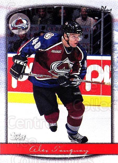 1999-00 Topps Premier Plus #133 Alex Tanguay<br/>7 In Stock - $1.00 each - <a href=https://centericecollectibles.foxycart.com/cart?name=1999-00%20Topps%20Premier%20Plus%20%23133%20Alex%20Tanguay...&quantity_max=7&price=$1.00&code=81088 class=foxycart> Buy it now! </a>