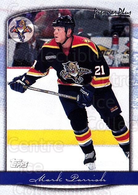 1999-00 Topps Premier Plus #26 Mark Parrish<br/>8 In Stock - $1.00 each - <a href=https://centericecollectibles.foxycart.com/cart?name=1999-00%20Topps%20Premier%20Plus%20%2326%20Mark%20Parrish...&quantity_max=8&price=$1.00&code=81108 class=foxycart> Buy it now! </a>