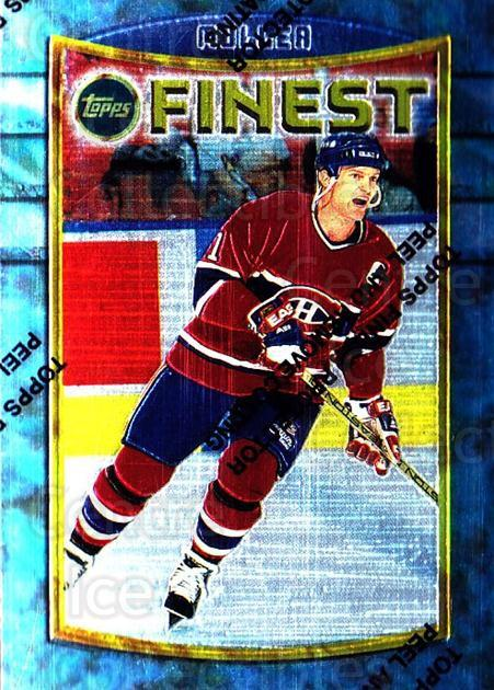1994-95 Finest #44 Kirk Muller<br/>6 In Stock - $1.00 each - <a href=https://centericecollectibles.foxycart.com/cart?name=1994-95%20Finest%20%2344%20Kirk%20Muller...&quantity_max=6&price=$1.00&code=811 class=foxycart> Buy it now! </a>