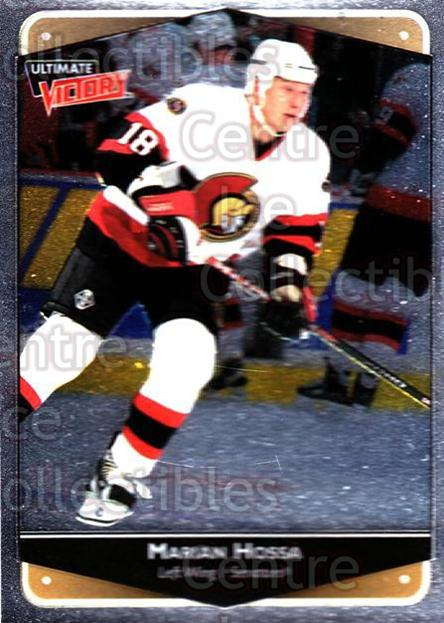 1999-00 UD Ultimate Victory #61 Marian Hossa<br/>5 In Stock - $1.00 each - <a href=https://centericecollectibles.foxycart.com/cart?name=1999-00%20UD%20Ultimate%20Victory%20%2361%20Marian%20Hossa...&quantity_max=5&price=$1.00&code=81434 class=foxycart> Buy it now! </a>