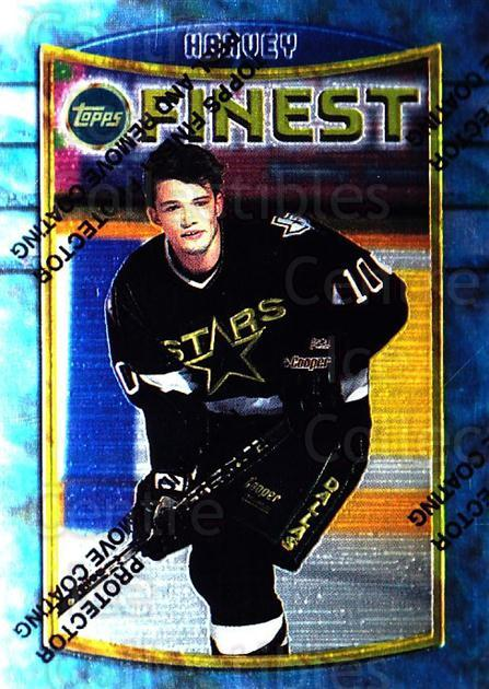 1994-95 Finest #47 Todd Harvey<br/>5 In Stock - $1.00 each - <a href=https://centericecollectibles.foxycart.com/cart?name=1994-95%20Finest%20%2347%20Todd%20Harvey...&quantity_max=5&price=$1.00&code=814 class=foxycart> Buy it now! </a>