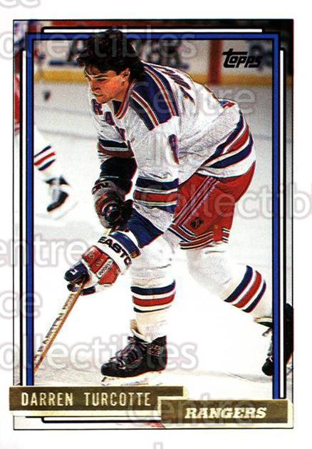 1992-93 Topps Gold #203 Darren Turcotte<br/>8 In Stock - $2.00 each - <a href=https://centericecollectibles.foxycart.com/cart?name=1992-93%20Topps%20Gold%20%23203%20Darren%20Turcotte...&quantity_max=8&price=$2.00&code=8164 class=foxycart> Buy it now! </a>