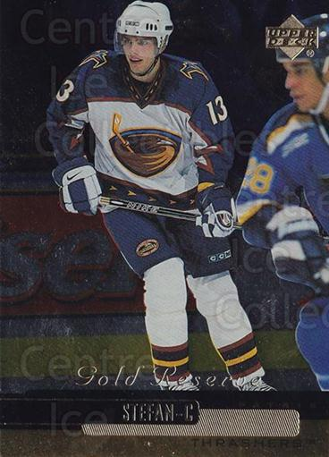 1999-00 Upper Deck Gold Reserve #181 Patrik Stefan<br/>7 In Stock - $1.00 each - <a href=https://centericecollectibles.foxycart.com/cart?name=1999-00%20Upper%20Deck%20Gold%20Reserve%20%23181%20Patrik%20Stefan...&quantity_max=7&price=$1.00&code=81747 class=foxycart> Buy it now! </a>