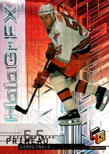 1999-00 Upper Deck HoloGrFx #11 Keith Primeau<br/>9 In Stock - $1.00 each - <a href=https://centericecollectibles.foxycart.com/cart?name=1999-00%20Upper%20Deck%20HoloGrFx%20%2311%20Keith%20Primeau...&quantity_max=9&price=$1.00&code=81855 class=foxycart> Buy it now! </a>
