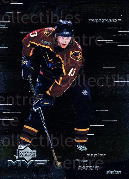 1999-00 Upper Deck MVP SC Edition Cup Contenders #1 Patrik Stefan<br/>9 In Stock - $2.00 each - <a href=https://centericecollectibles.foxycart.com/cart?name=1999-00%20Upper%20Deck%20MVP%20SC%20Edition%20Cup%20Contenders%20%231%20Patrik%20Stefan...&quantity_max=9&price=$2.00&code=82035 class=foxycart> Buy it now! </a>